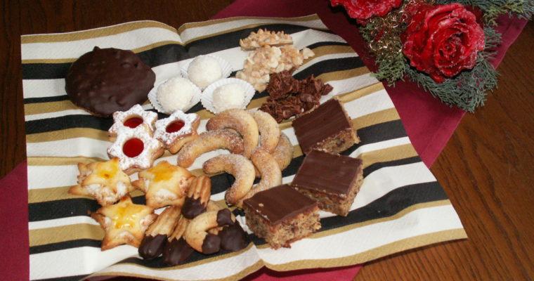 Weihnachtsbäckerei…