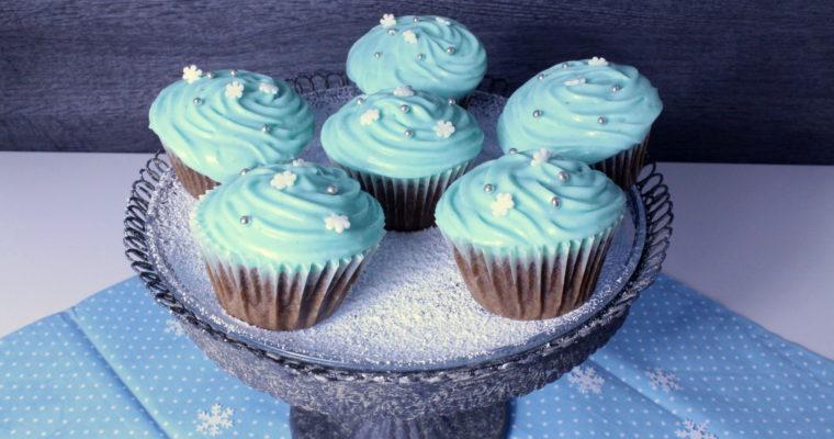 Cupcakes für die weihnachtliche Kaffeetafel / Geschenkideen / letzter Post 2014