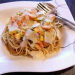 Spaghetti mit Gemüßesoße