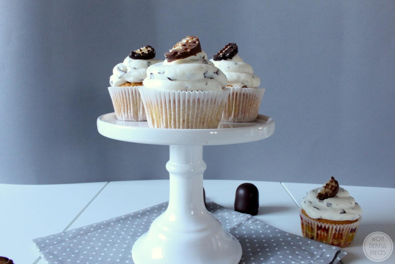 Schokokuss-Cupcakes