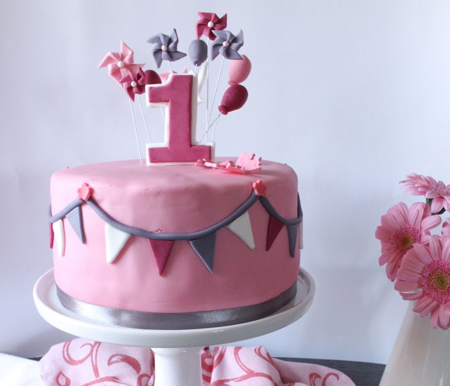 1. Geburtstag – Mango-Mascarpone-Torte